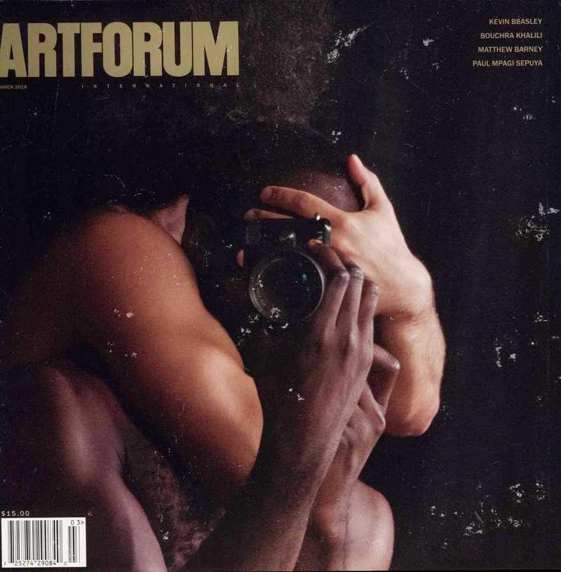 Artforum International. — 2019. V. 57 no.7