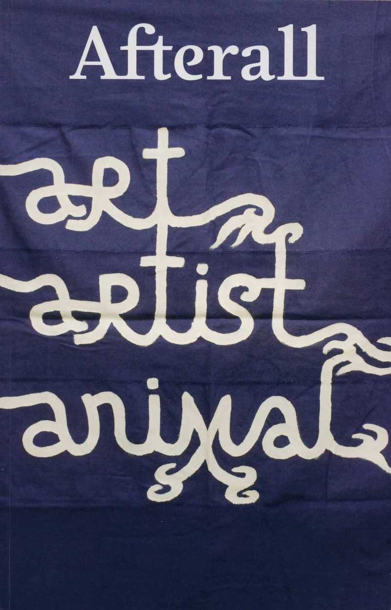 Afterall: A Journal of Art, Context and Enquiry. — 2019. no. 48