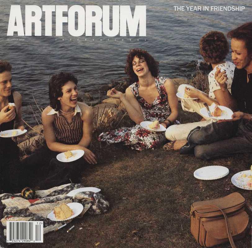 Artforum International. — 2019. V. 58 no.4