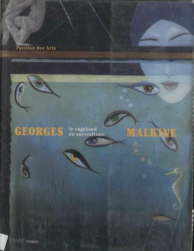 Georges Malkine: le vagabond du surréalisme