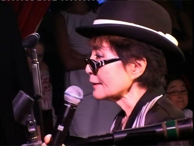 Йоко Оно. Одиссея таракана (приём после открытия выставки)