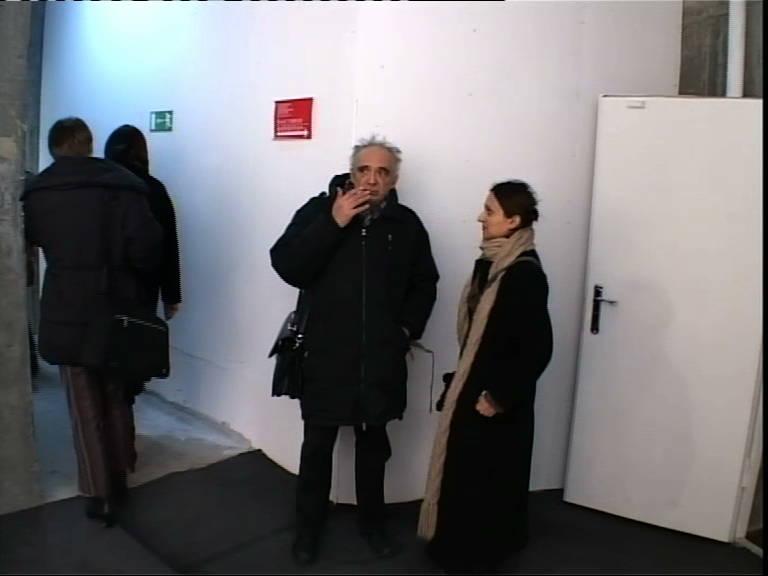 Открытие 2-й Московской биеннале современного искусства в башне Федерация (часть1)