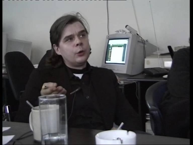 Анатолий Журавлев о своих работах (часть 2)