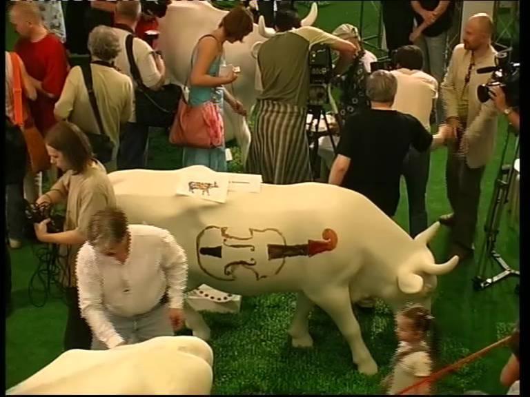 АРТ МОСКВА 2005. Международная художественная ярмарка. Часть 1