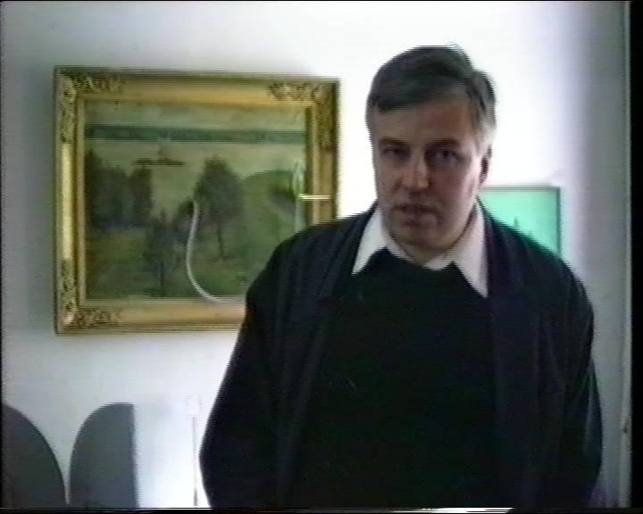 Игорь Макаревич, Елена Елагина. Закрытая рыбная выставка в музее МАНИ, часть 2