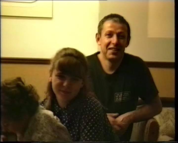 Иосиф Бакштейн в гостях у Владимира Паперного и Екатерины Кампанеец в Нью-Йорке