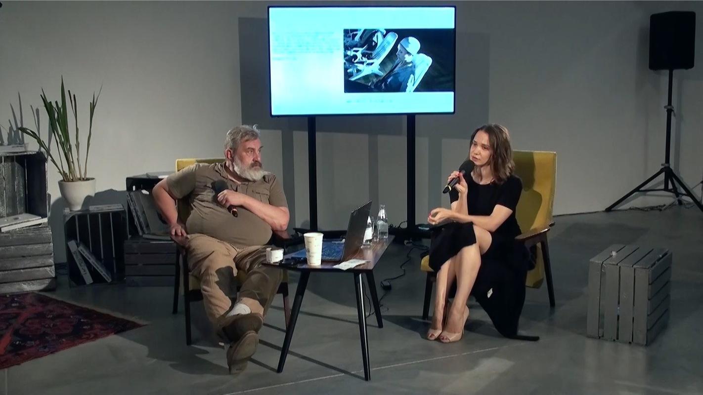 Встреча Андрея Ковалёва с Полиной Канис
