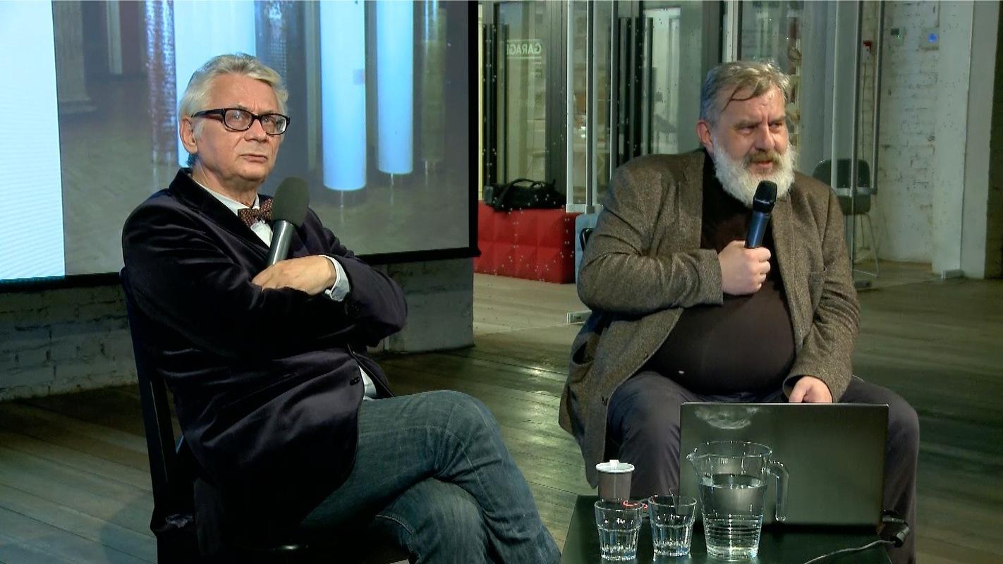 Встреча Андрея Ковалёва с Сергеем Шутовым