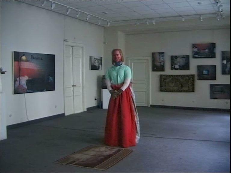 Ирина Нахова. Археология комнаты
