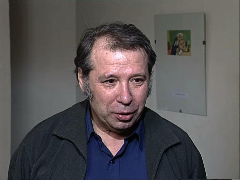 Виктор Пивоваров. Действующие лица. Часть 1