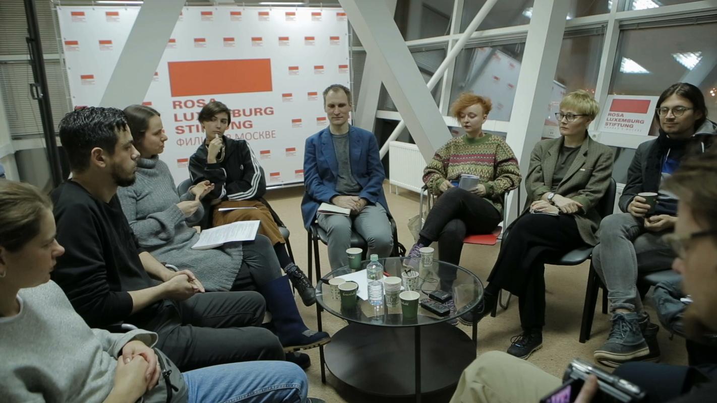 Прошлое и настоящее активистского искусства: диалог поколений