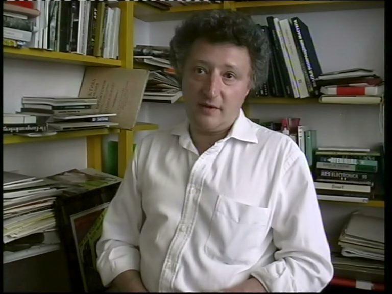 Интервью с Виктором Мизиано