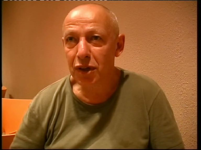 Интервью с Иосифом Бакштейном