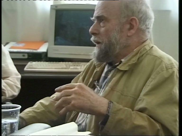 Мастер-класс Михаила Рогинского