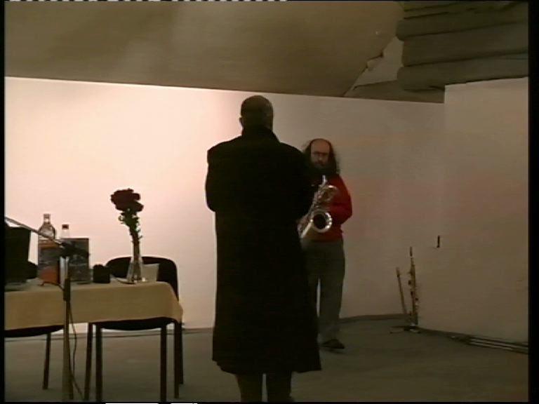 Михаил Гробман. Презентация книги «Левиафан» (часть 1)