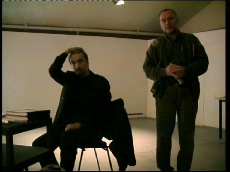Лекция Вадима Захарова