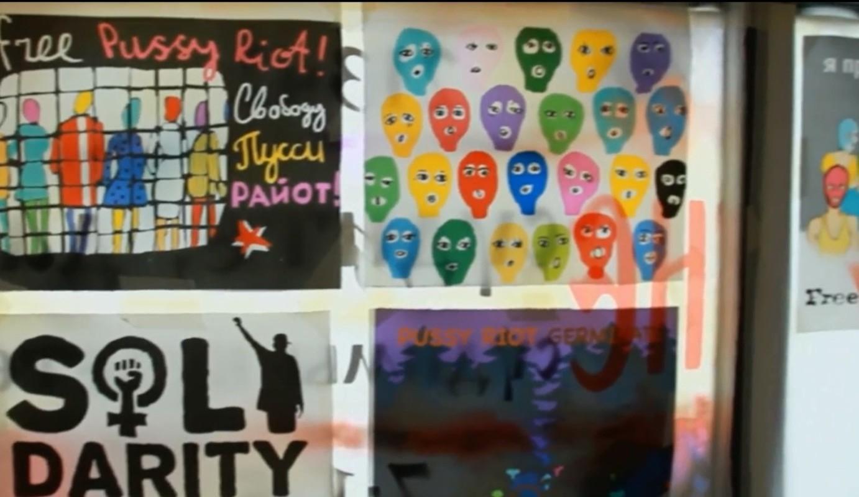 Передвижная выставка-акция Party Riot Bus