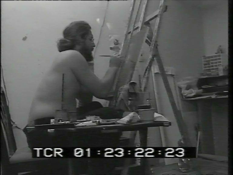 В мастерской Леонида Пурыгина (часть 1)