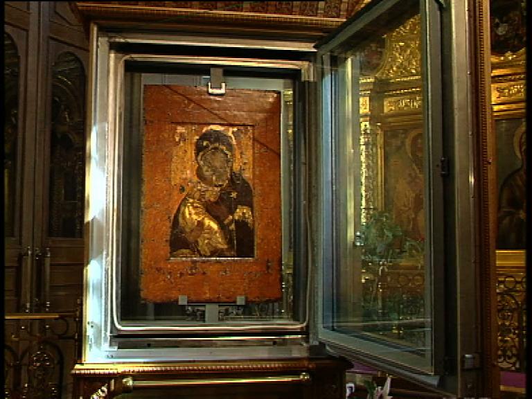 Съёмка икон в церкви. Часть 2