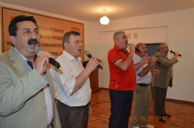 Концерт в ГКУ РПНИ