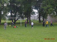 Футбольный матч в ГКУ РПНИ