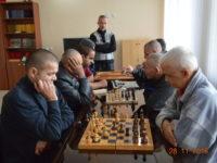 Кружковое занятие по игре в шахматы