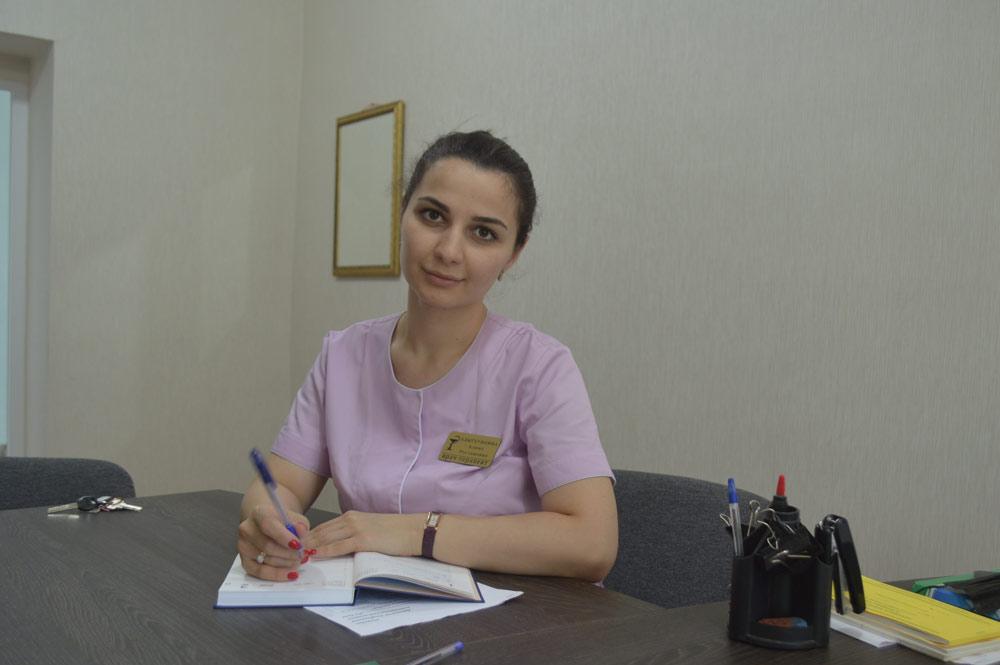 Адыгеунова Алина Руслановна