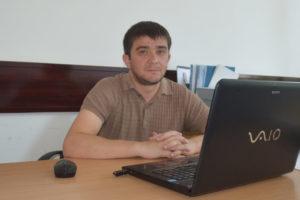 Дышеков Амир Азреталиевич
