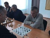 Кружковое занятие по шашкам