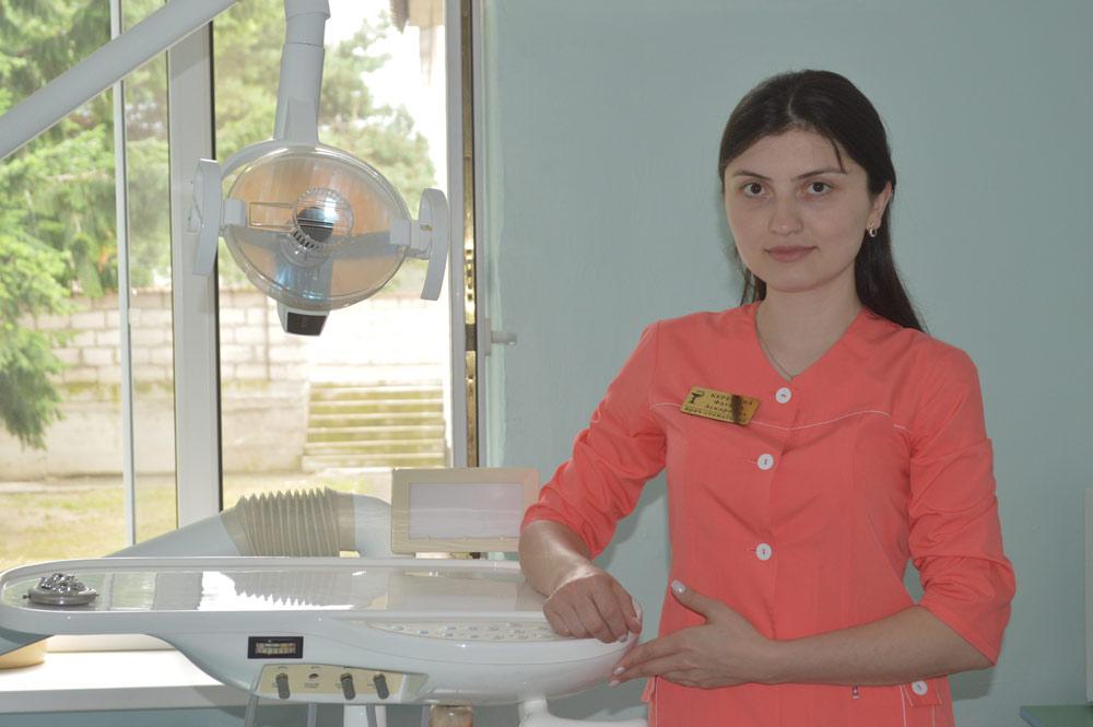 Керефова Фатима Аскаровна