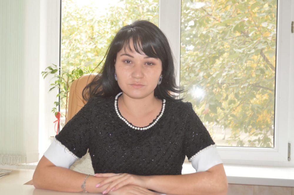 Катанчиева Асият Суфьяновна