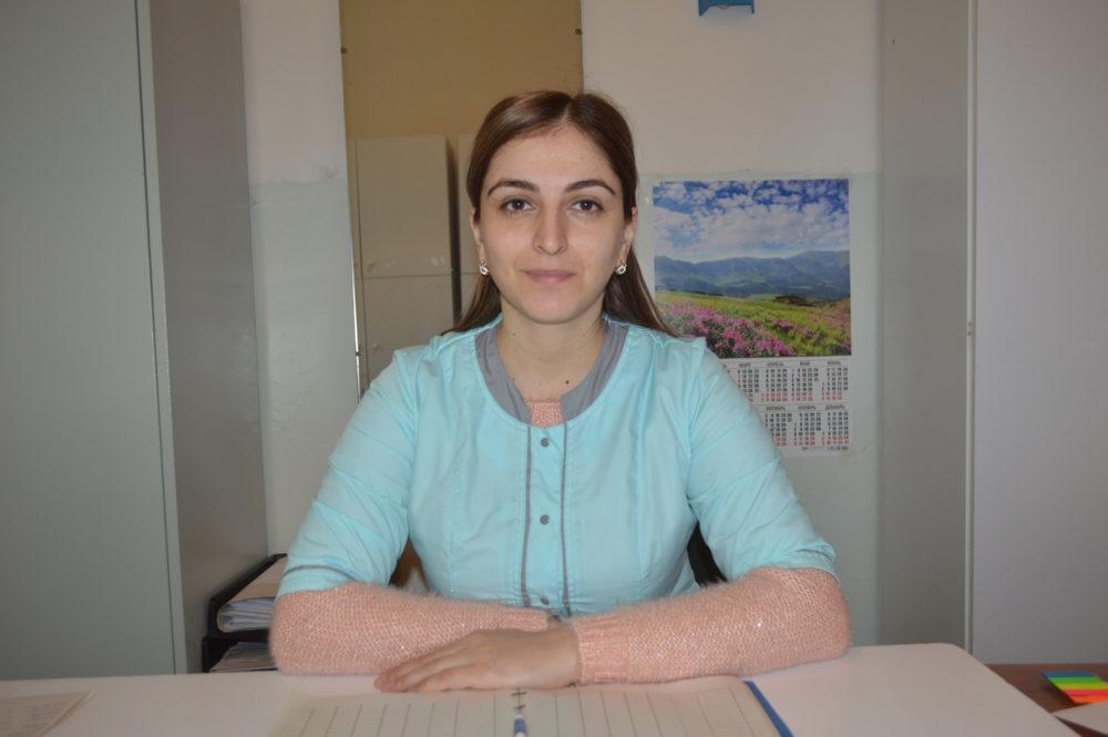 Темирчиева Алёна Рашадовна