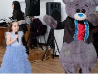 Юные артисты в ГКУ РПНИ