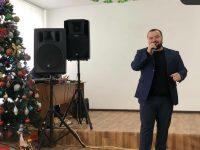 Новогодний праздничный концерт с участием артистов КБР