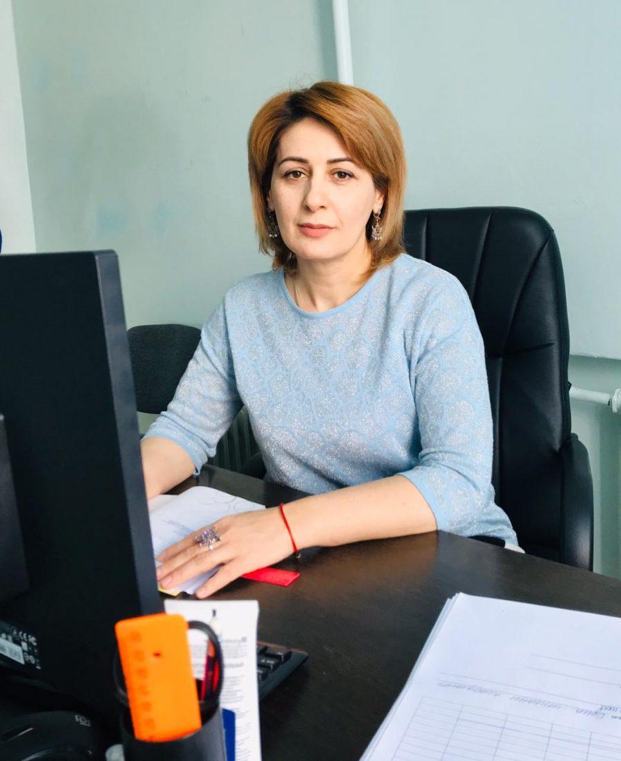 Шалбарова Анжелика Муаедовна