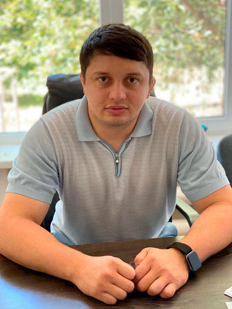 Адыгеунов Каирбек Аскарович