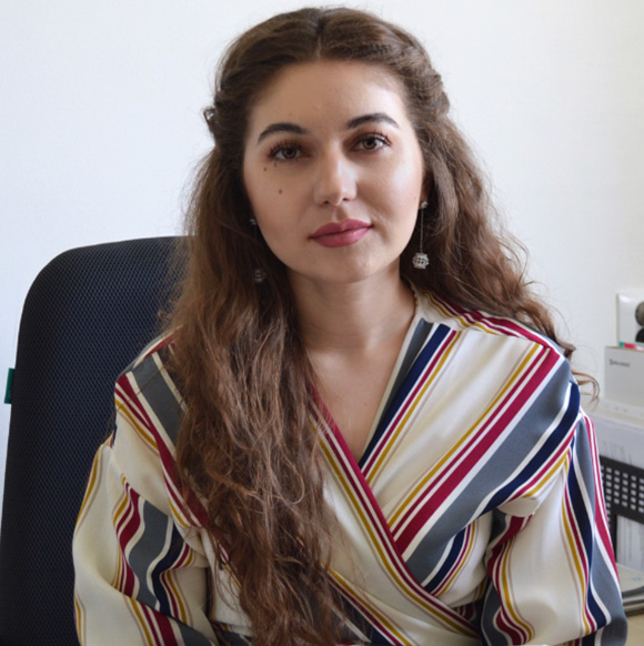 Борсова Иляна Анзоровна