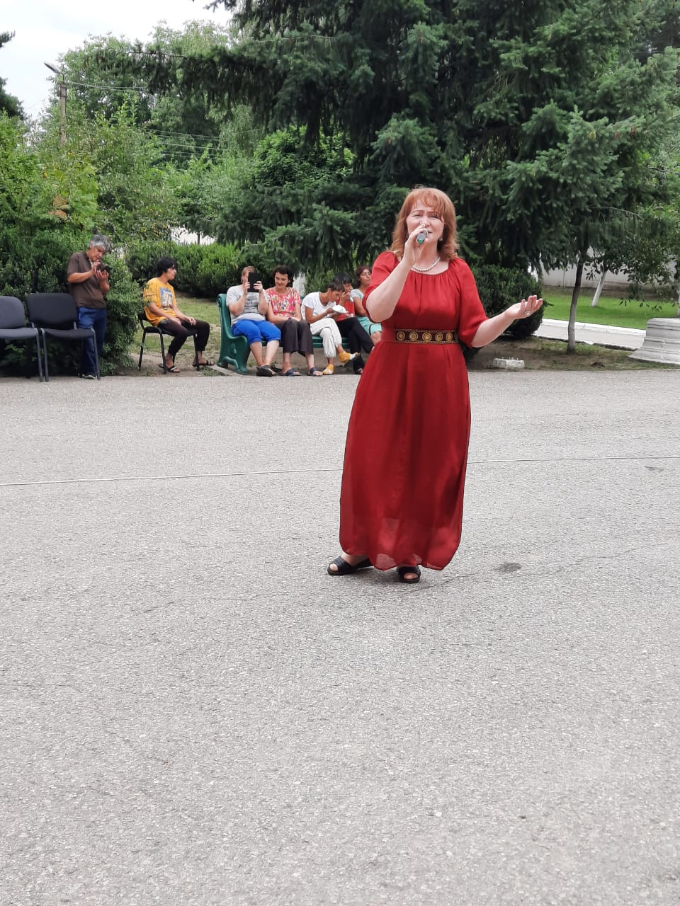 В ГКУ РПНИ состоялся благотворительный концерт