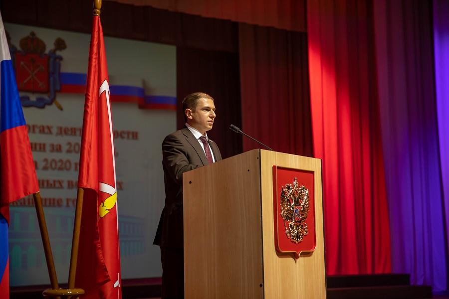 За исключение Колпинского района из списка территорий для мусоросжигательных заводов борется Михаил Романов