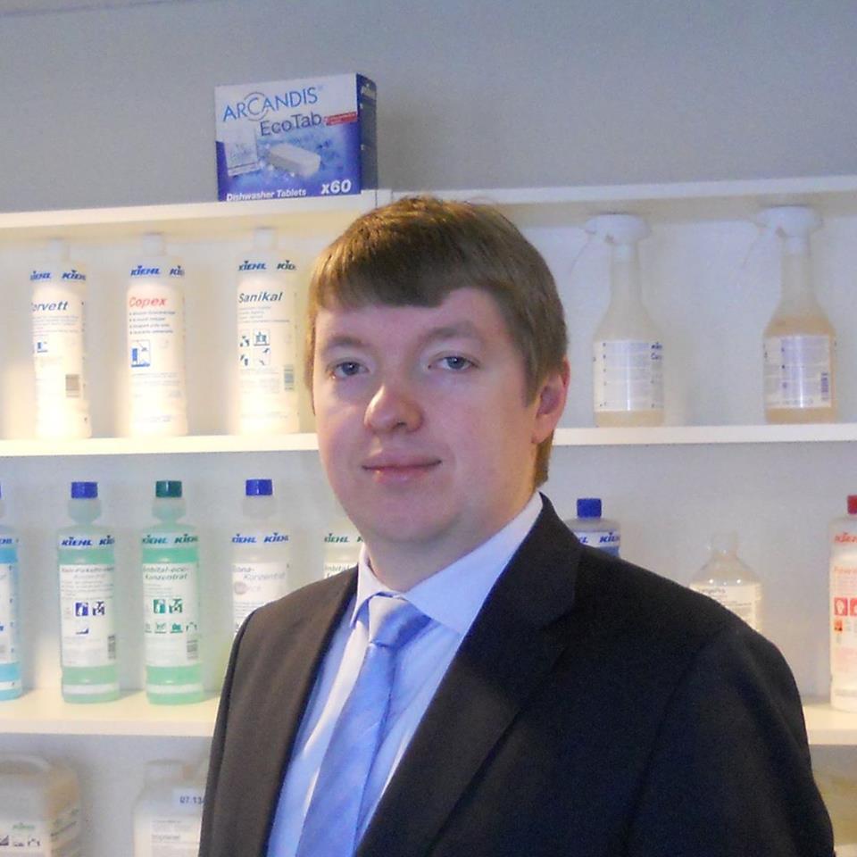 Основатель компании Профф Лайн Дмитрий Шмаров объяснил, почему бытовая химия не уничтожает вирусы