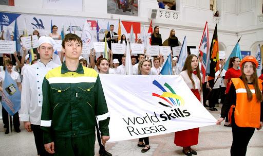Исаак Калина поздравил столичного студента с триумфом на чемпионате мира WorldSkills