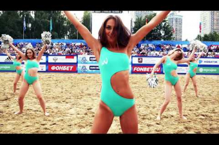 FIFA Beach Soccer World Cup European Qualifier Moscow - 2019. Promo
