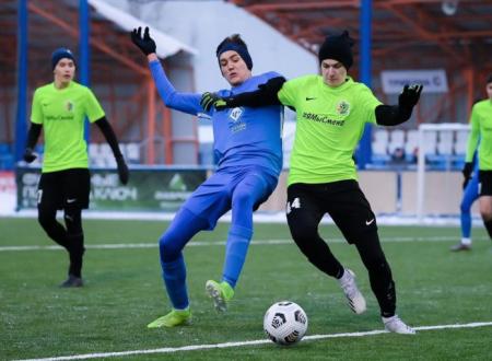 Второй этап Зимнего Первенств Москвы в Первой лиге и стыковые матчи