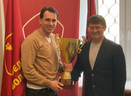 Александр Старцев поздравил академии
