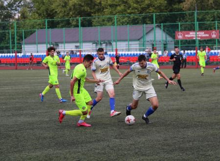 7 апреля – матч за Суперкубок Москвы среди ЛФК!