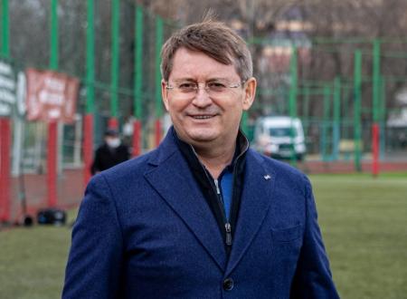 Александр Старцев о предстоящем сезоне и первых состоявшихся матчах Летнего Первенства