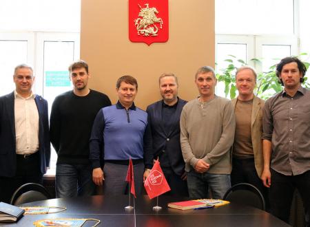 Совместное совещание с представителями СШ №3 г. Севастополя