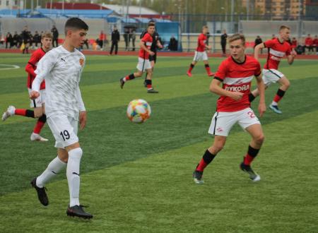 Все четыре московских команды вышли в плейофф Первенства России по футболу среди команд спортшкол 2005 г.р.