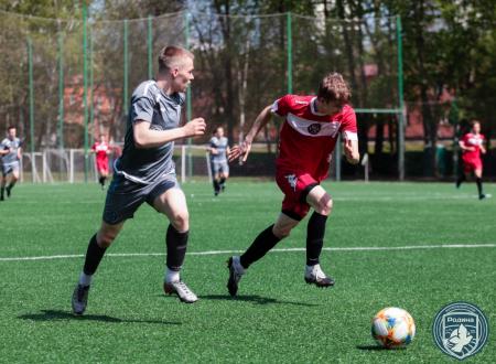 «С такой игрой нам не подготовить футболистов»: ЛФК «Родина-м» побеждает «Кунцево», но остается недовольным