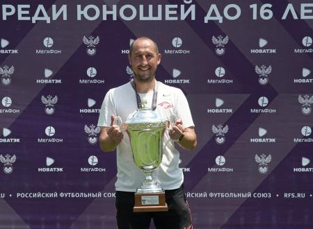 Владимир Джубанов: «Каждый из наших игроков благодаря этому турниру перешел на новую ступень своего футбольного развития»